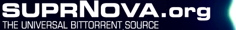 Suprnova.org – The Universal Bittorrent Source